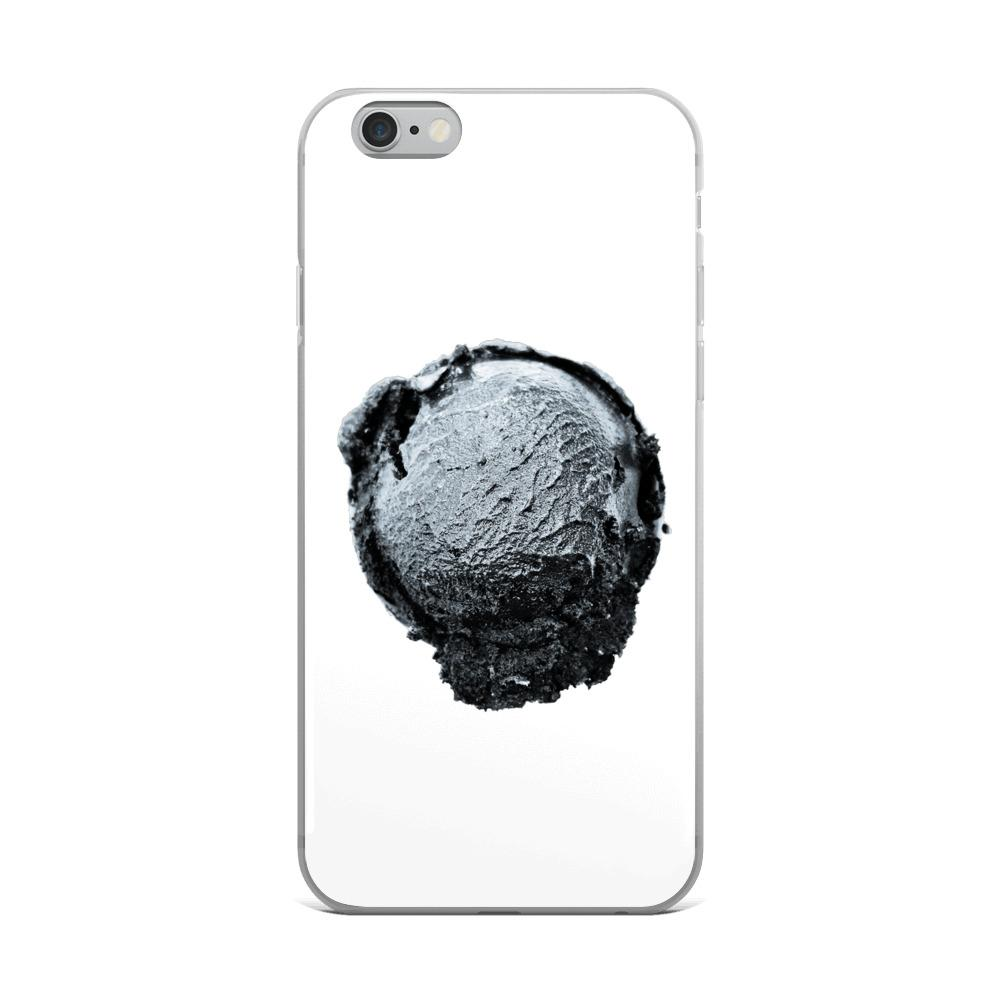 iPhone Case - Ice Cream Ball FIGHT - Silver Snowflake HABIT iPhone 6 Plus/6s Plus