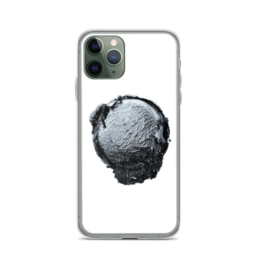 iPhone Case - Ice Cream Ball FIGHT - Silver Snowflake HABIT iPhone 11 Pro