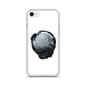 iPhone Case - Ice Cream Ball FIGHT - Silver Snowflake HABIT iPhone 7/8