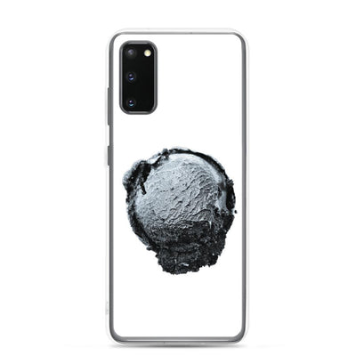Samsung Case - Ice Cream Ball FIGHT - Silver Snowflake