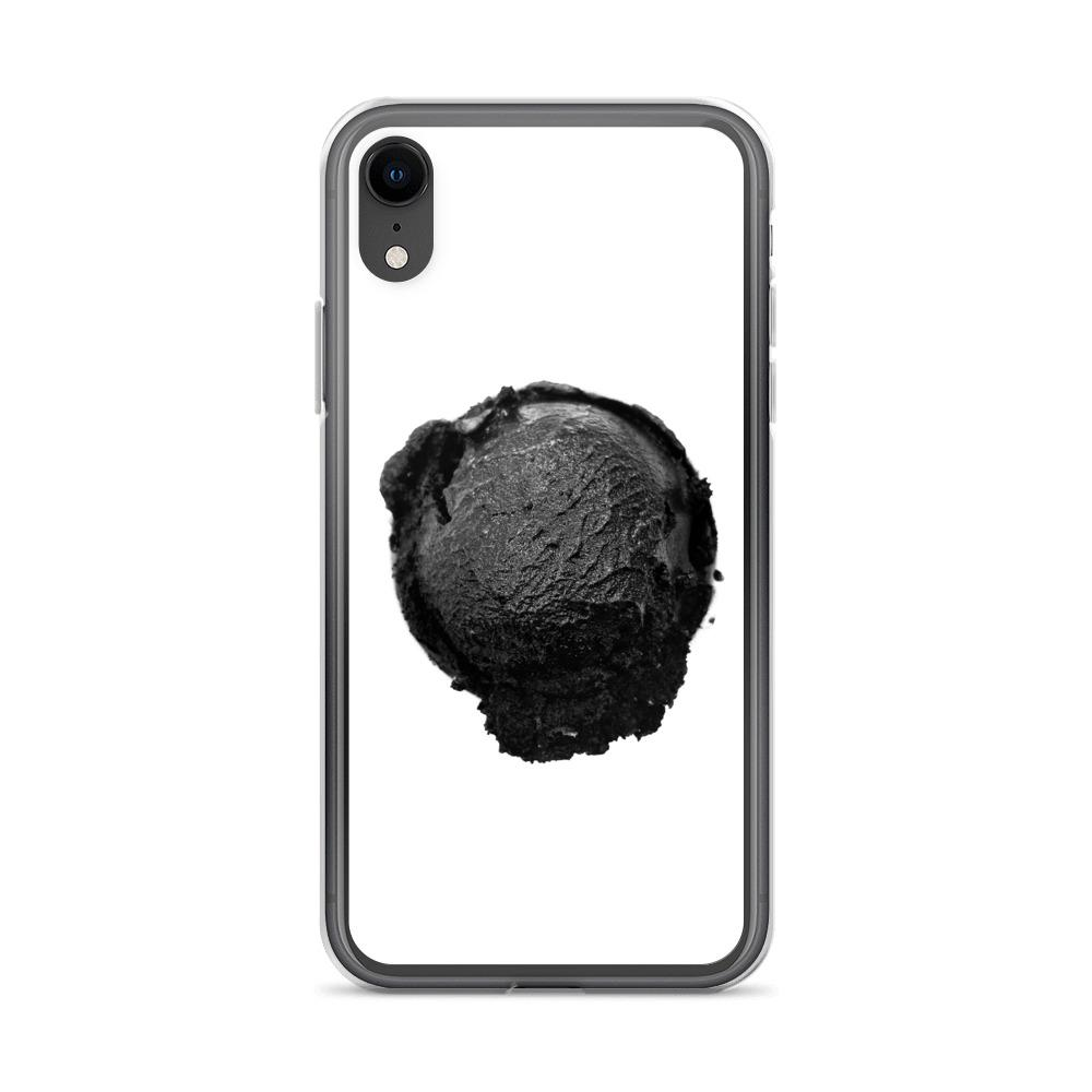 iPhone Case - Coconut Charcoal Ice Cream FIGHT HABIT iPhone XR