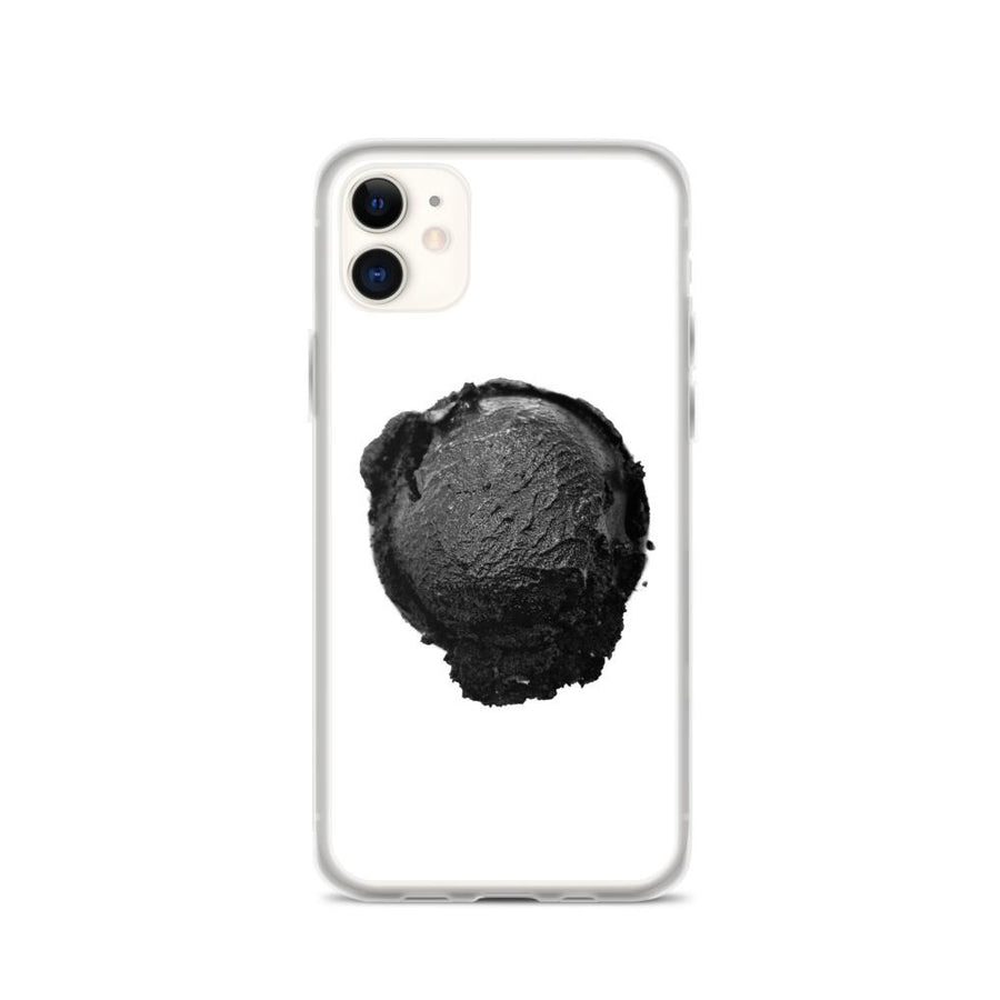 iPhone Case - Coconut Charcoal Ice Cream FIGHT HABIT iPhone 11