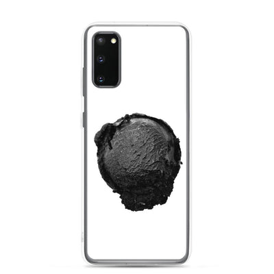 Samsung Case - Ice Cream Ball FIGHT - Coconut Charcoal