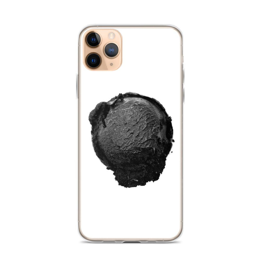 iPhone Case - Coconut Charcoal Ice Cream FIGHT HABIT iPhone 11 Pro Max