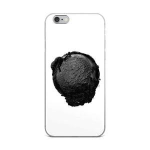 iPhone Case - Coconut Charcoal Ice Cream FIGHT HABIT iPhone 6 Plus/6s Plus