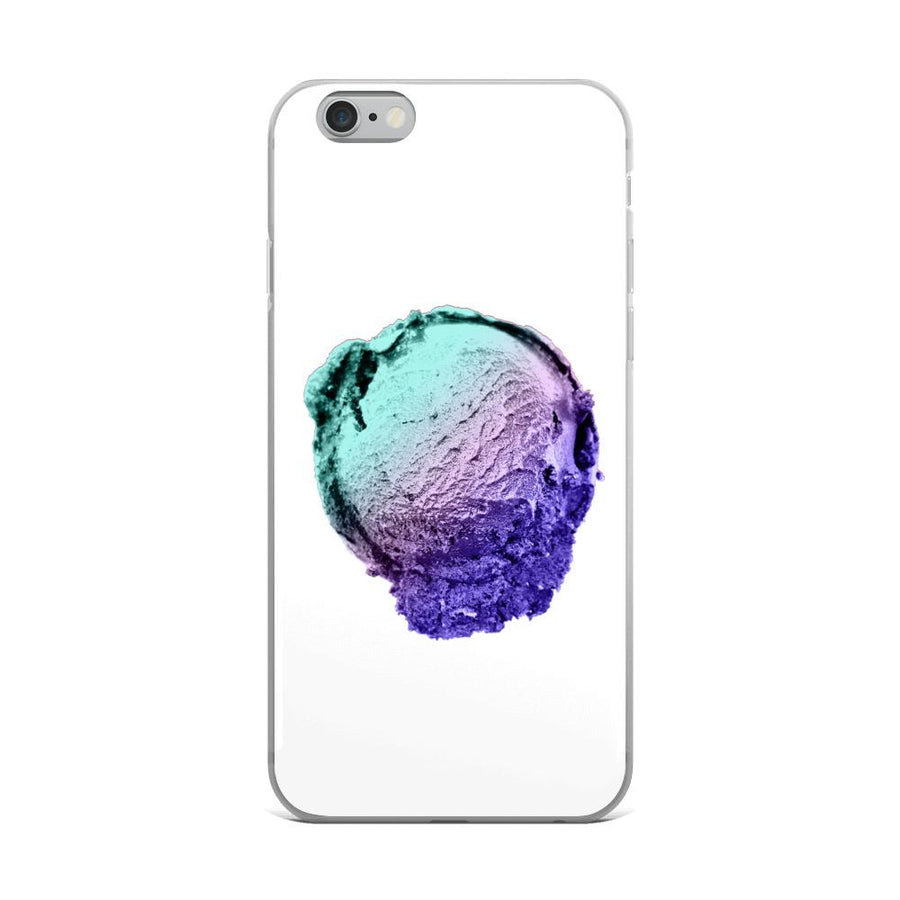 iPhone Case - Ice Cream Ball FIGHT - Spearmint Lavender Smear HABIT iPhone 6 Plus/6s Plus