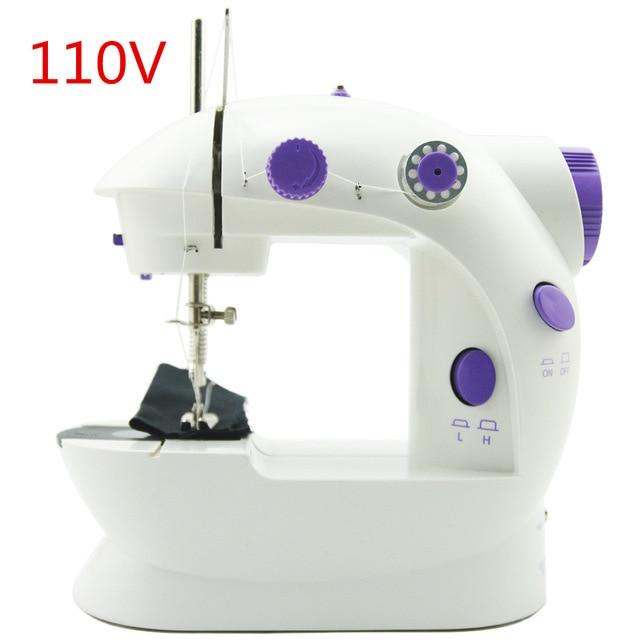 The Teeny Tiny Electric Mini Sewing Machine Sewing Machines BELLACASA Store Teeny Tiny Sewing Machine