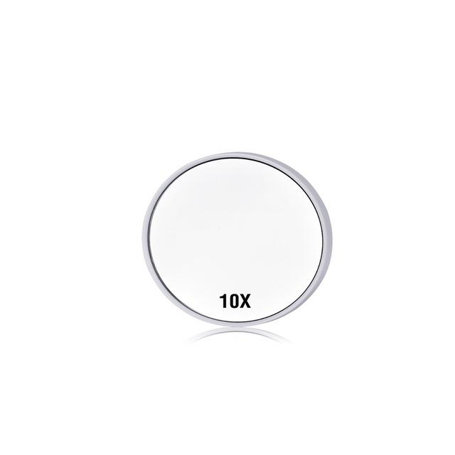 The Broadway Show Magic Intelligent Touch Screen LED Adjustable Lights Mirror Makeup Mirrors DearBeauty Store 10X White Part