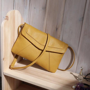 The Small Envelope Shoulder Messenger Bag Shoulder Bags Shop2944120 Store Yellow