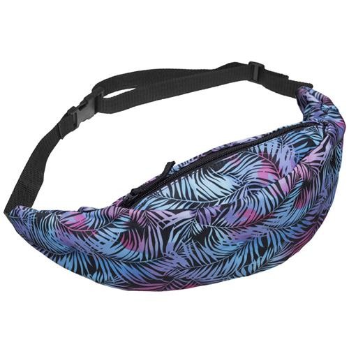 The Animal Canvas Sling Bags Collection Waist Packs Jom tokoy Holographic Leaves