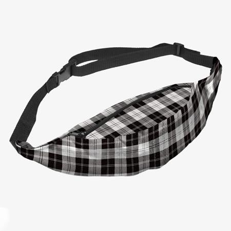 The Animal Canvas Sling Bags Collection Waist Packs Jom tokoy Plaid Monochrome