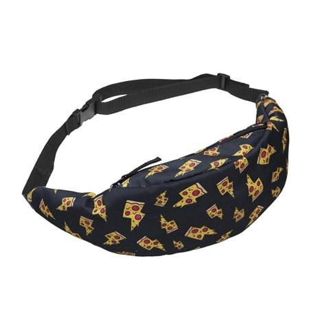 The Animal Canvas Sling Bags Collection Waist Packs Jom tokoy The New York Pizza Slice