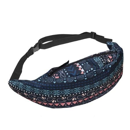 The Animal Canvas Sling Bags Collection Waist Packs Jom tokoy Repeating Pattern