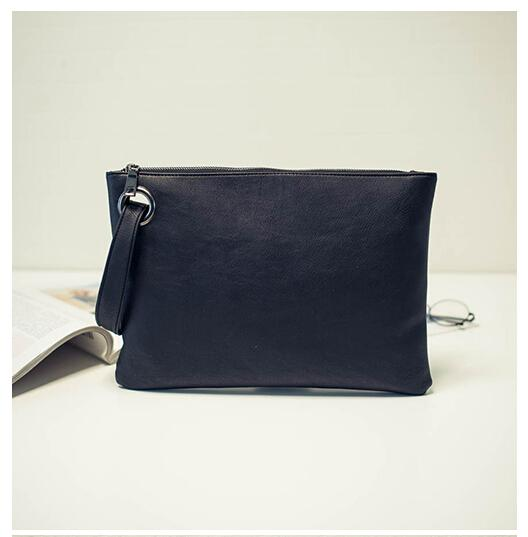 The All-Day and All-Night Manila Folder Envelope Clutch Purse Clutches Yogodlns Outlets Store Black