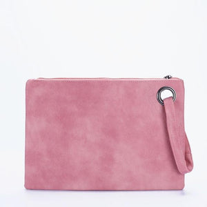 The All-Day and All-Night Manila Folder Envelope Clutch Purse Clutches Yogodlns Outlets Store Light Pink