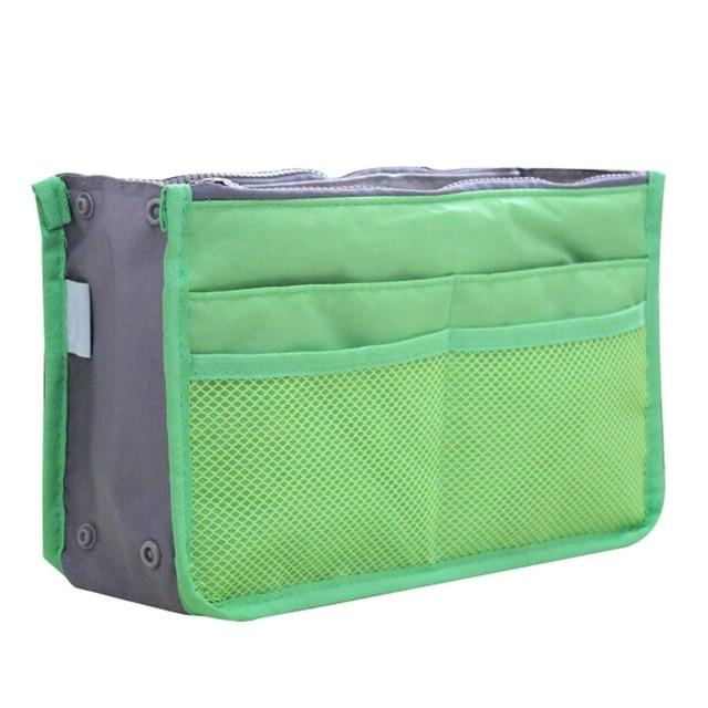 The One and Only Epic Purse Organizer Insert Bag Cosmetic Bags & Cases coofit Official Store Green