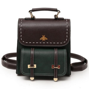 Vintage Preppy Backpack Backpacks Shop3851027 Store Green