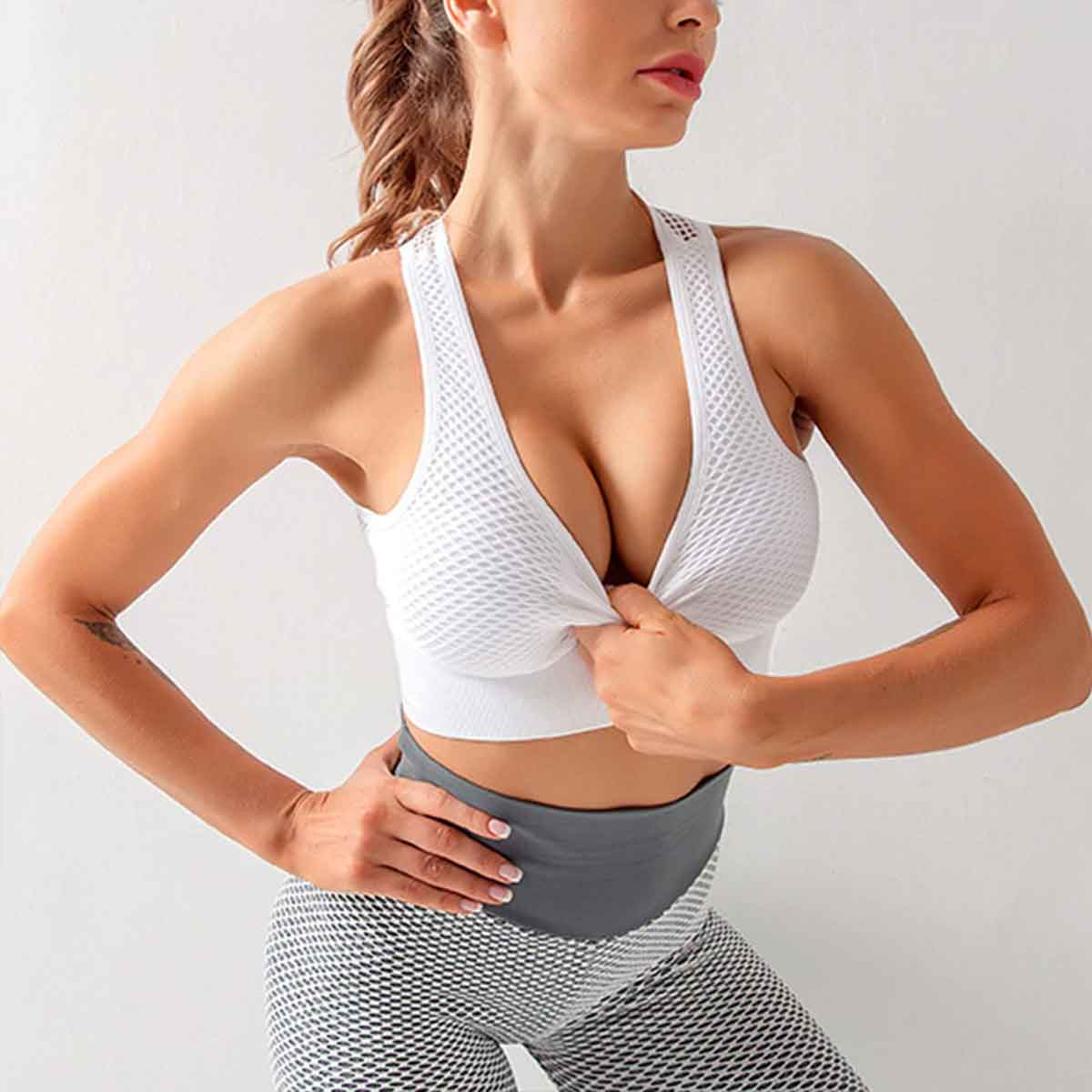 Gladiator Sports Bra (For Bundling)