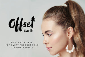 We're planting a tree for every product you buy from the Debbie Carlisle website