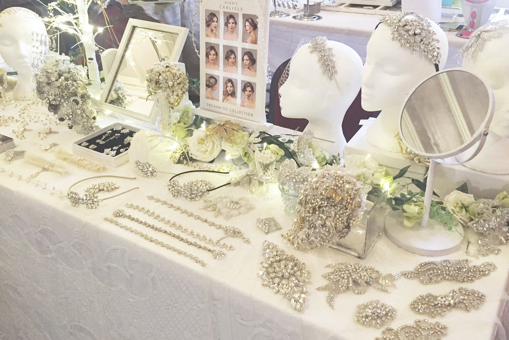 Debbie Carlisle London wedding fair