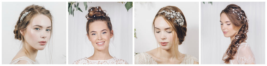 How To Choose A Wedding Hair Accessory A One Stop Style Checklist