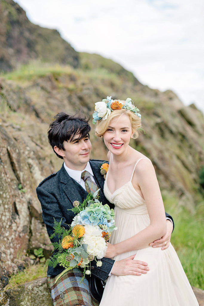 Jenni MacLeod wedding Blushing Bird creative director