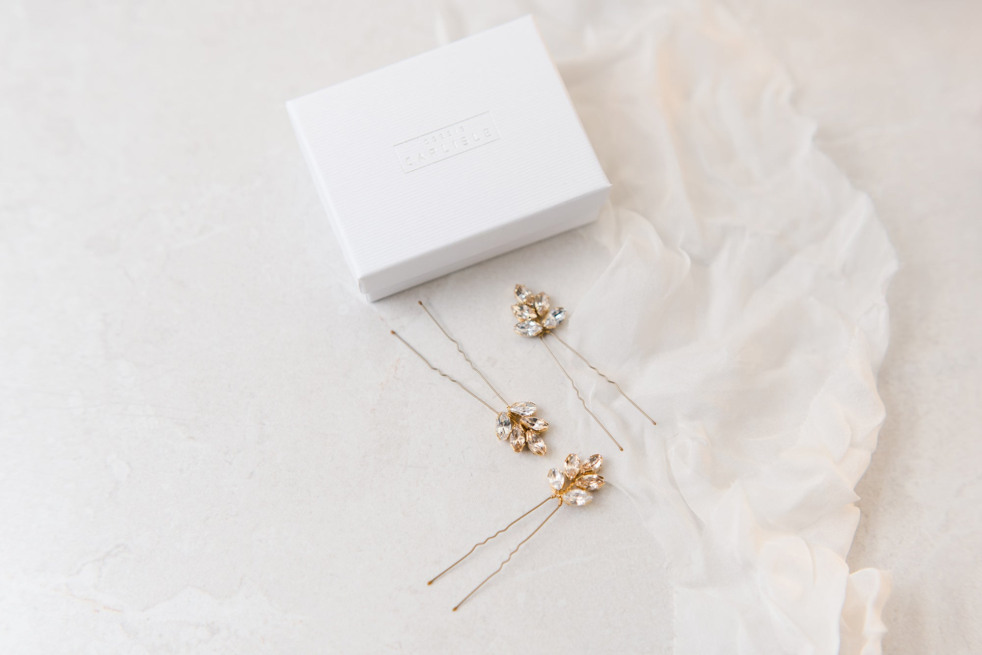 Lyra hairpins with gift box