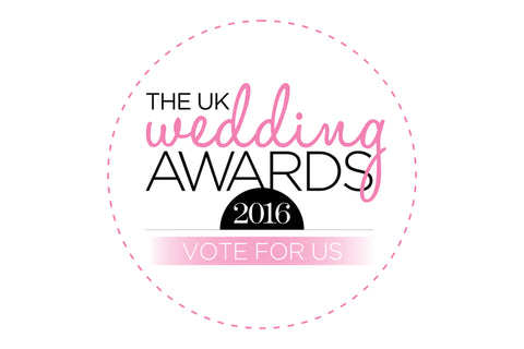 Debbie Carlisle nominated for Best Bridal Accessories in the UK Wedding Awards