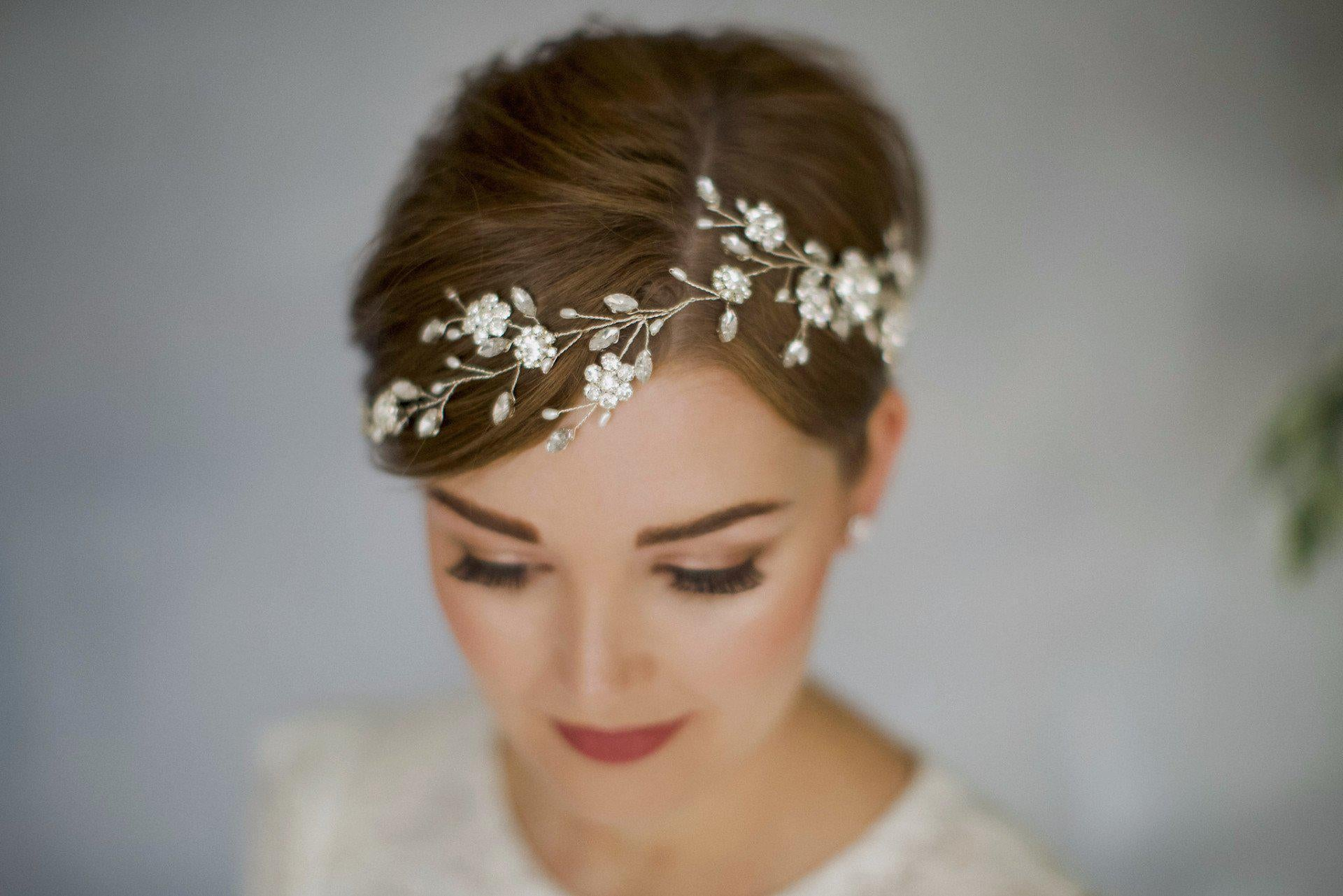 Wedding Accessories And Headpieces By Debbie Carlisle