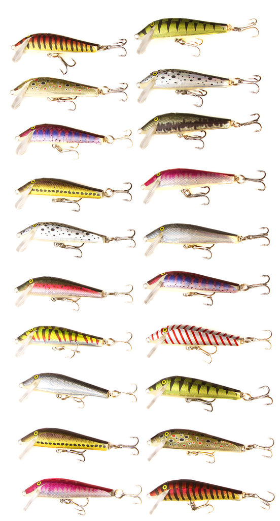 Muddy Bros Muddy Minnow Lure Building Kit