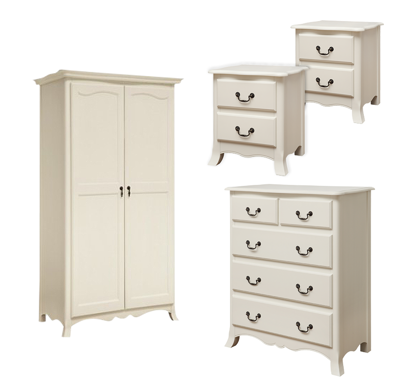 Fontette Bedroom Furniture Set
