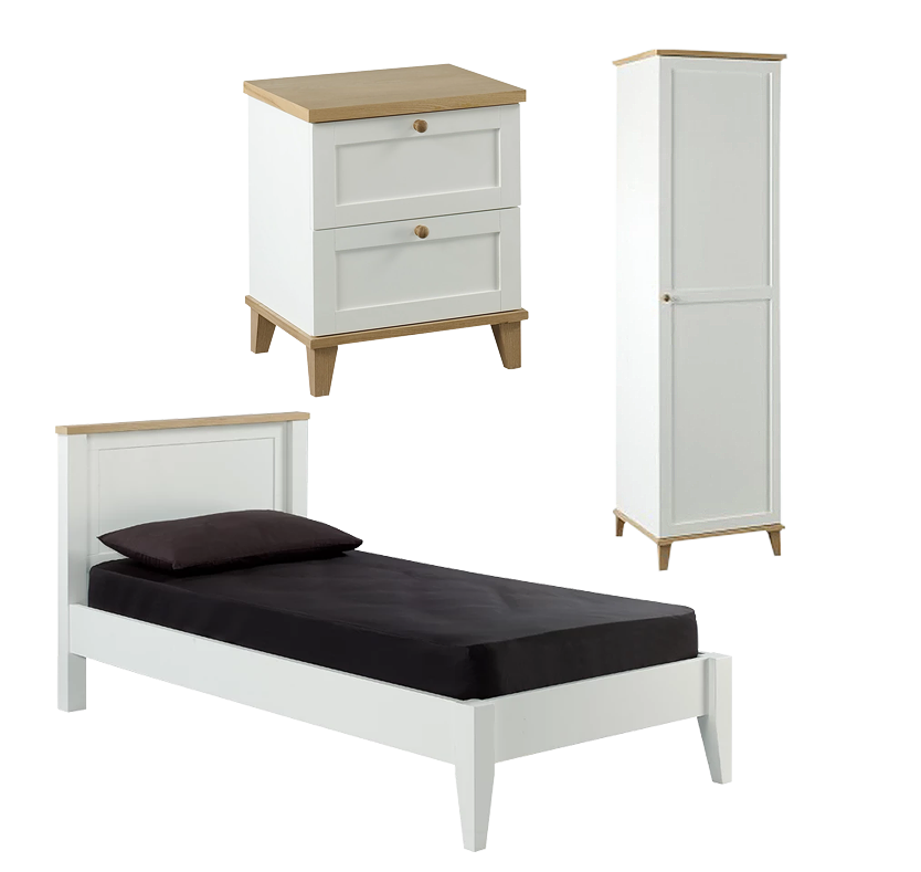 Nantucket Single Bedroom Set
