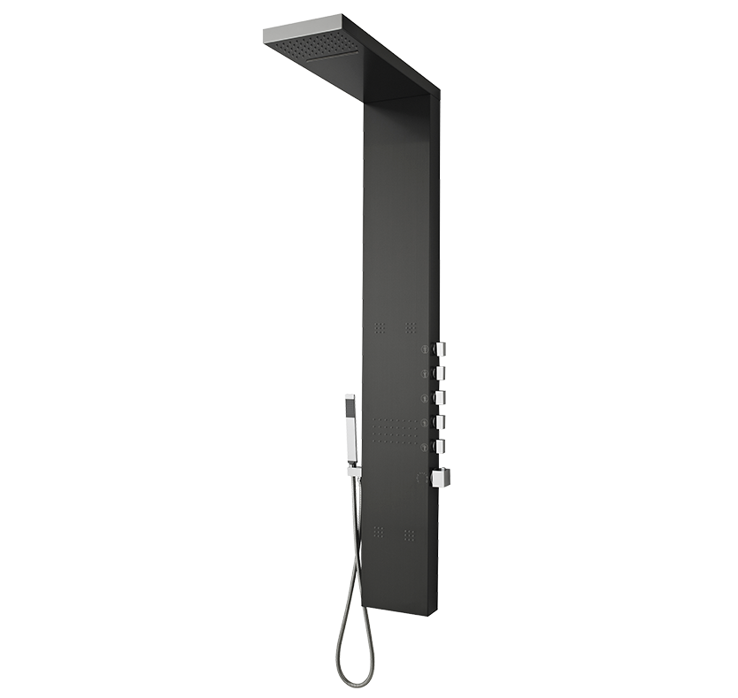 Hudson Reed Dusk Thermostatic Shower Panel