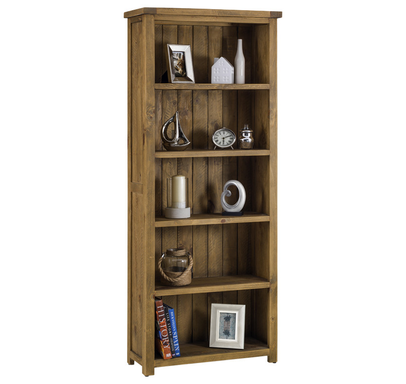 Woodsmith Tall Bookcase