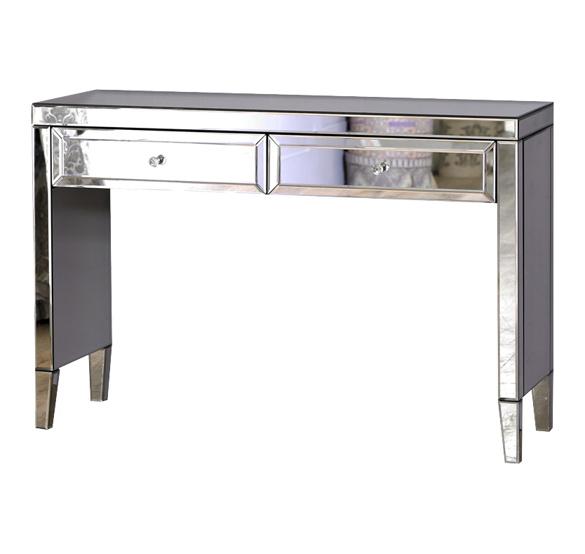 Veneto 2 Drawer Mirrored Sideboard