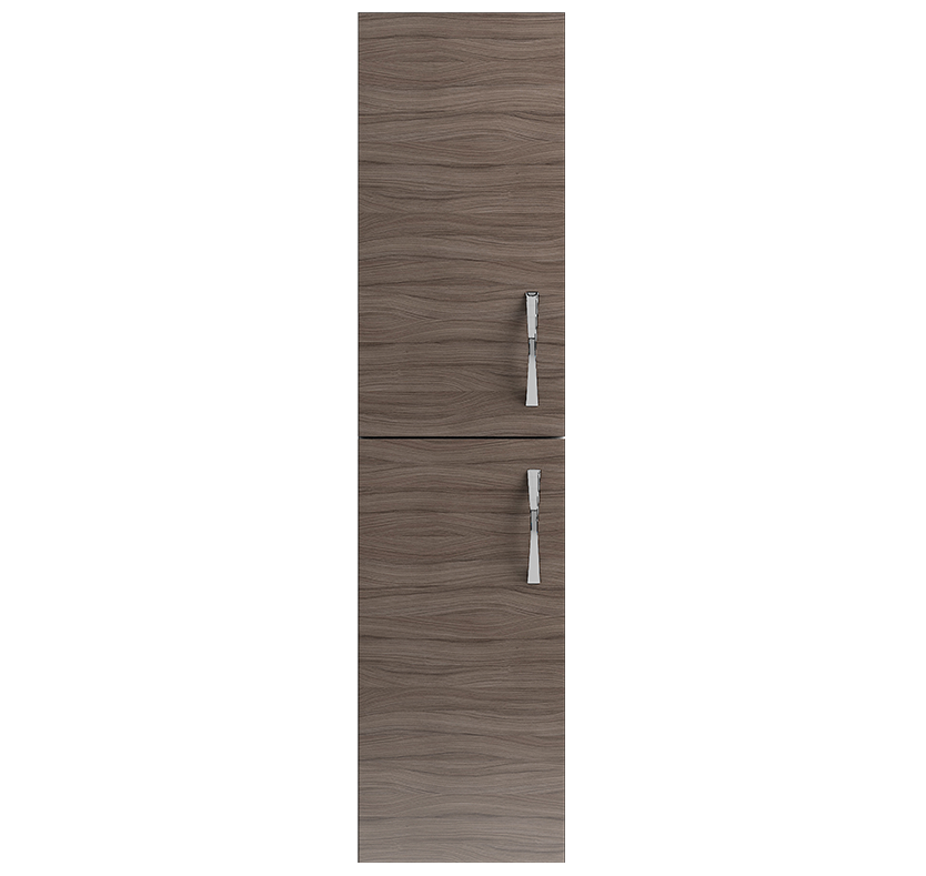 Essentials Drake Double Door Wall Hung Storage Unit