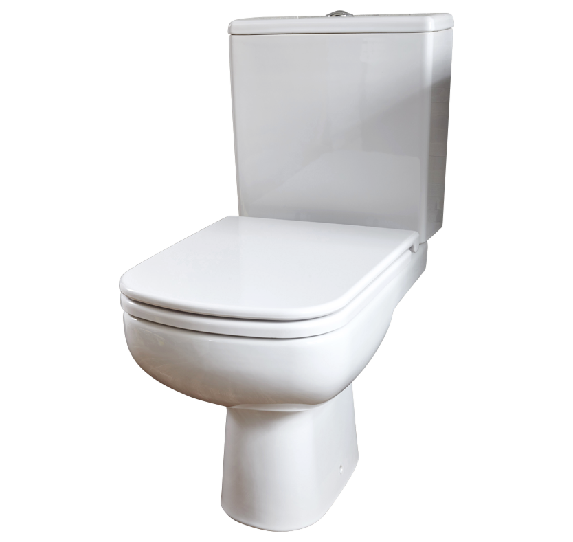 Flexi Close Coupled Toilet with Soft-Close Seat