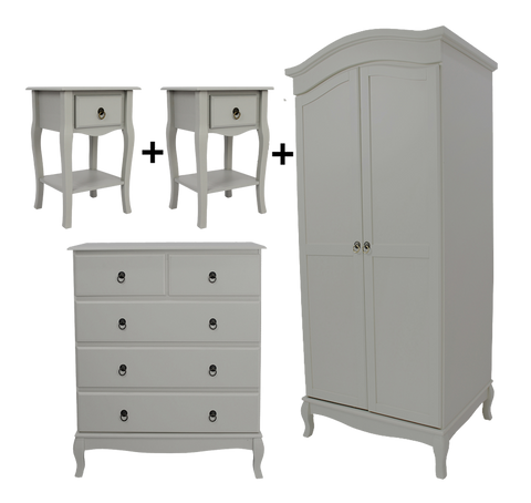 Mathilde Bedroom Furniture Range