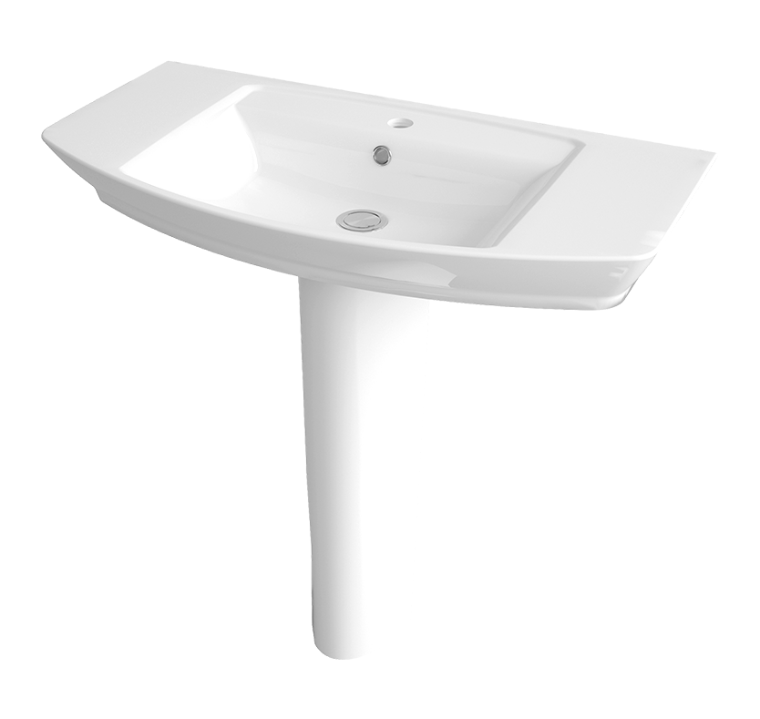 Hudson Reed Alton 850mm Sink