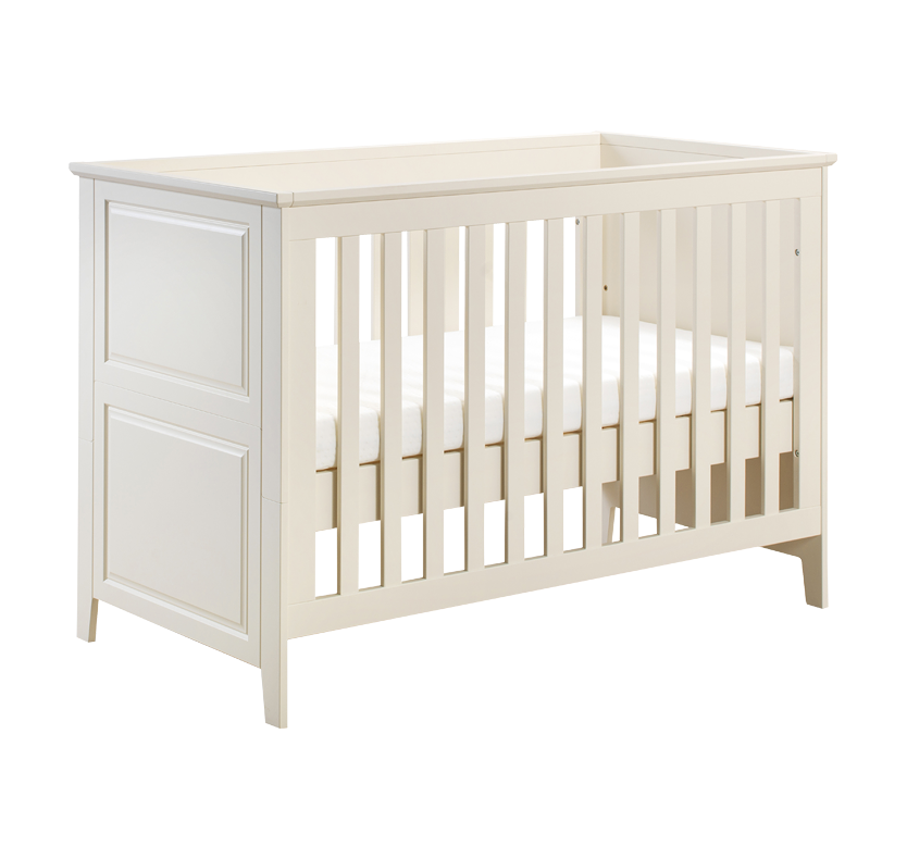 Draycott 2-in-1 Cot and Toddler Bed