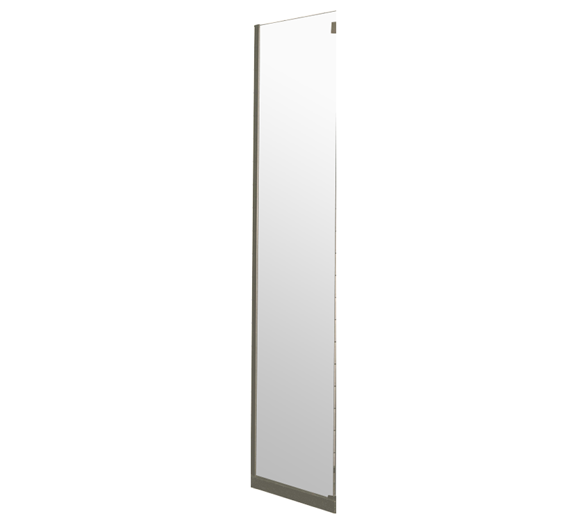 S8 Cube 8mm Shower Side Panel 900mm