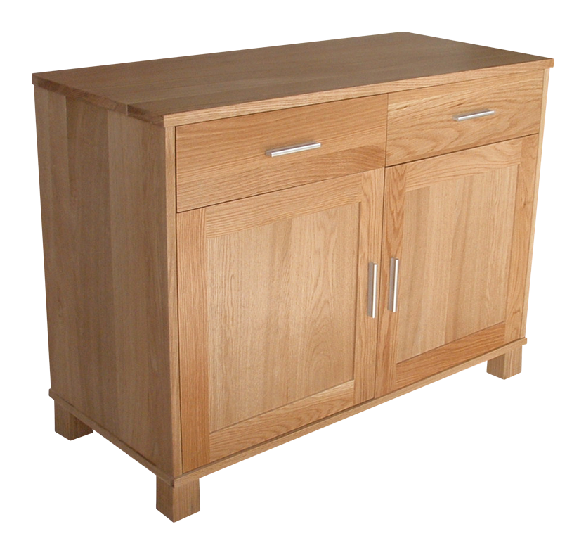 Daisy 2 Drawer Sideboard - Oak