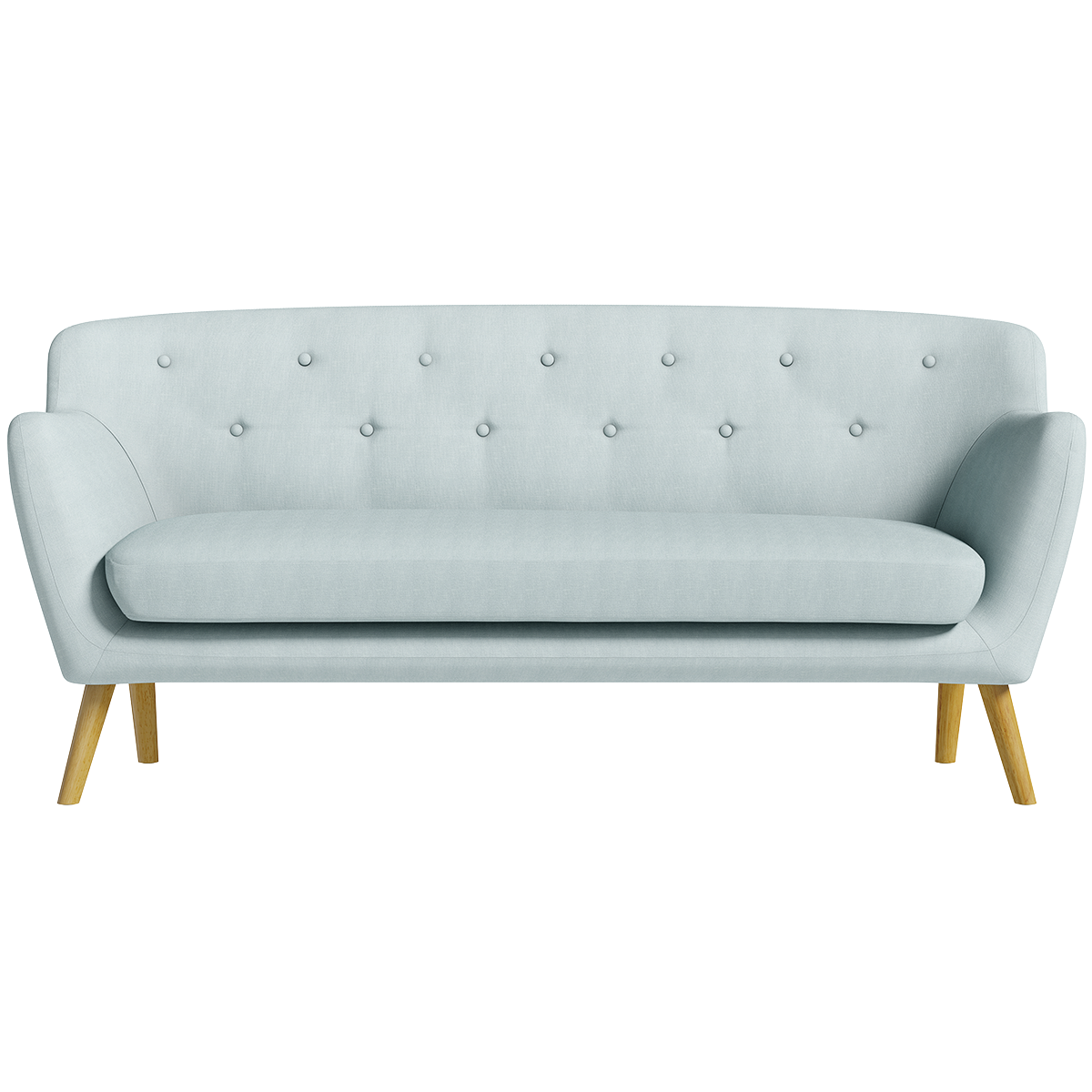 Holborn Large Sofa - Duck Egg Blue