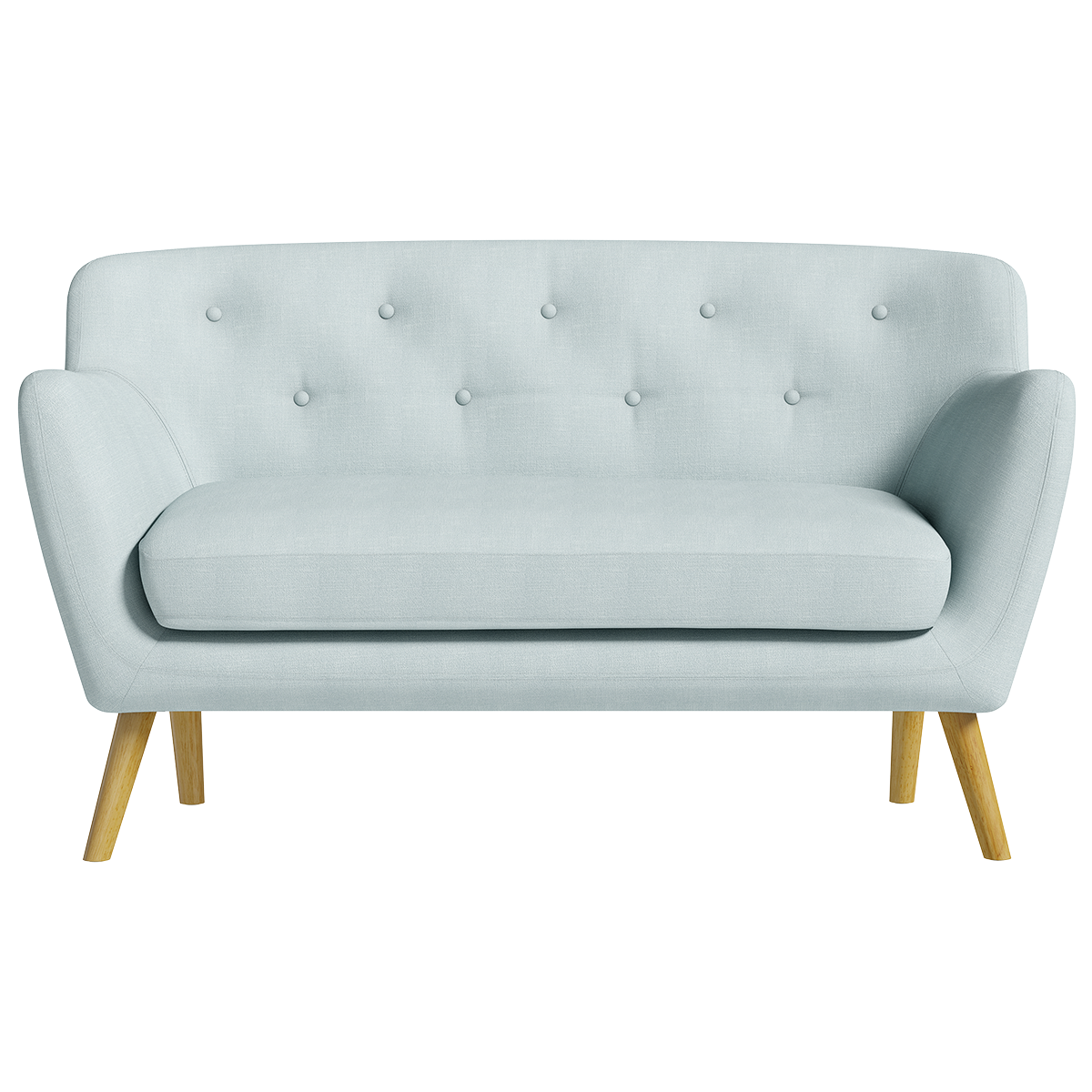 Holborn Medium Sofa - Duck Egg Blue