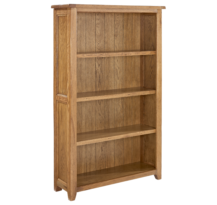 Eton Bookcase - Oak
