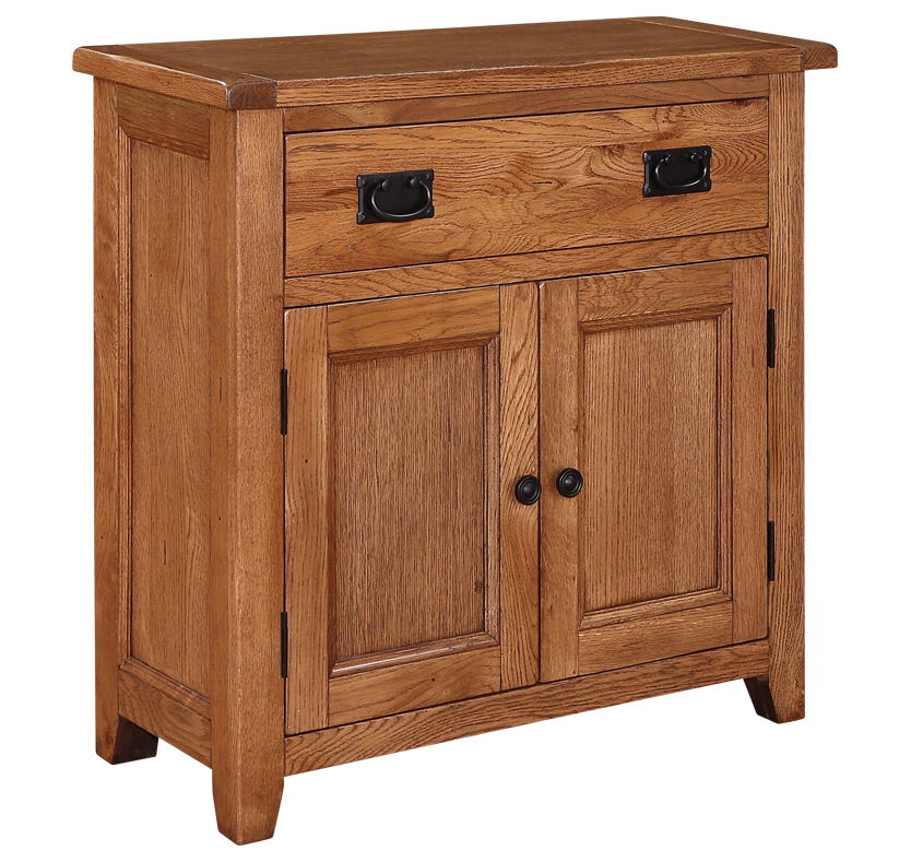 Eton 1 Drawer Sideboard  Oak
