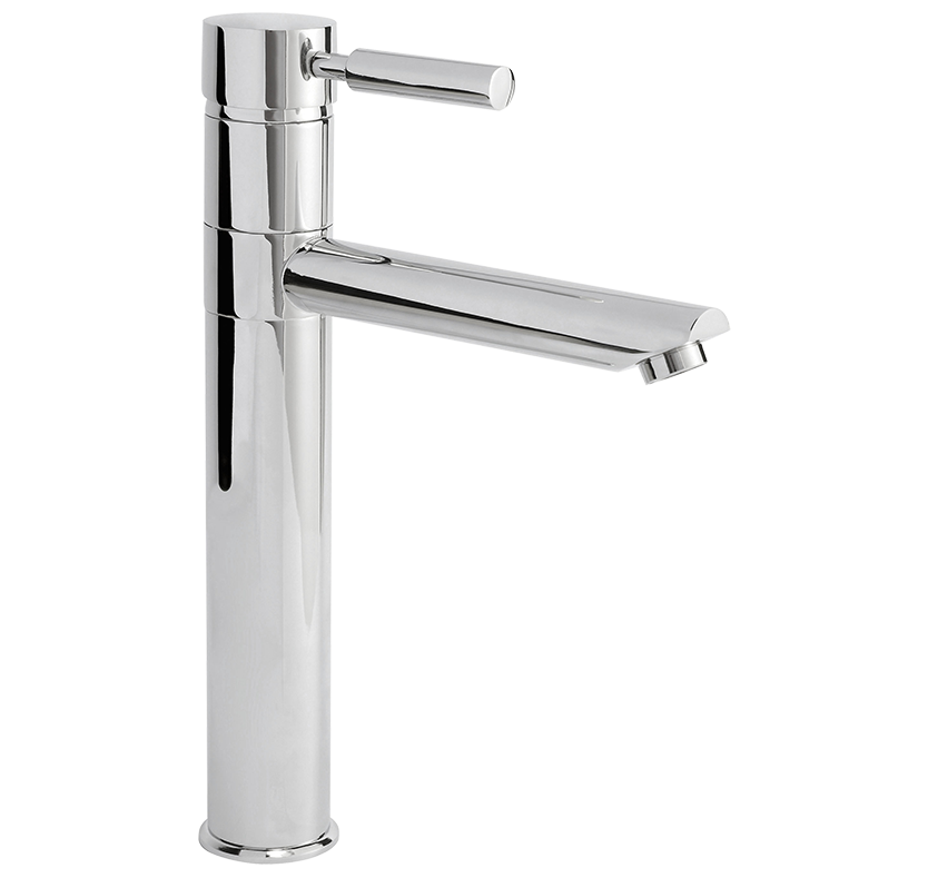Essentials Series 2 High Rise Basin Mixer Tap