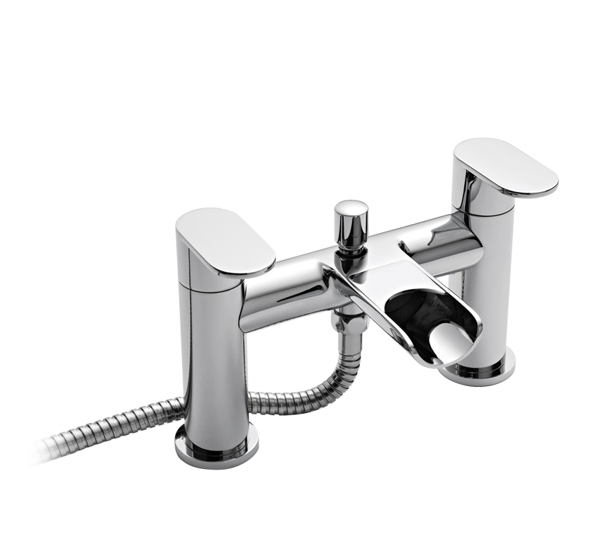 Select Flume Waterfall Bath Shower Mixer