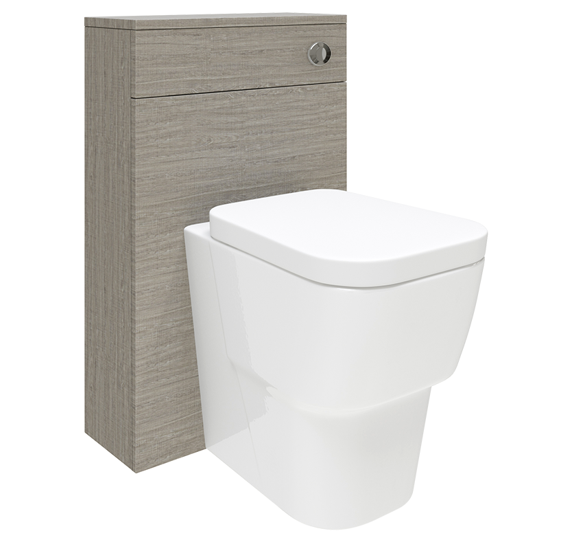 Hudson Reed Memoir Back To Wall Toilet Unit