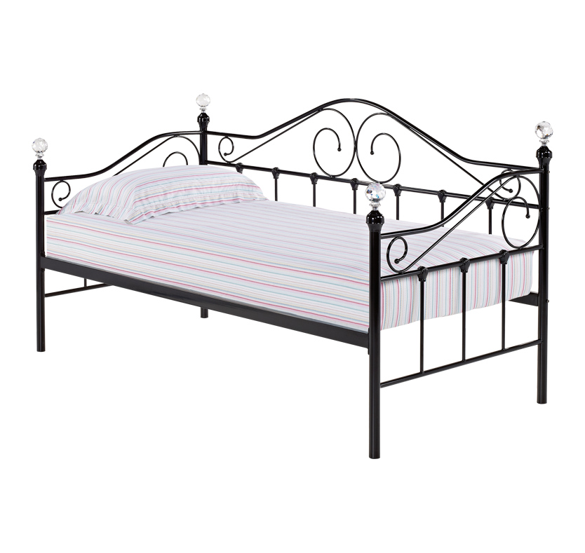Molly Day Bed - Black